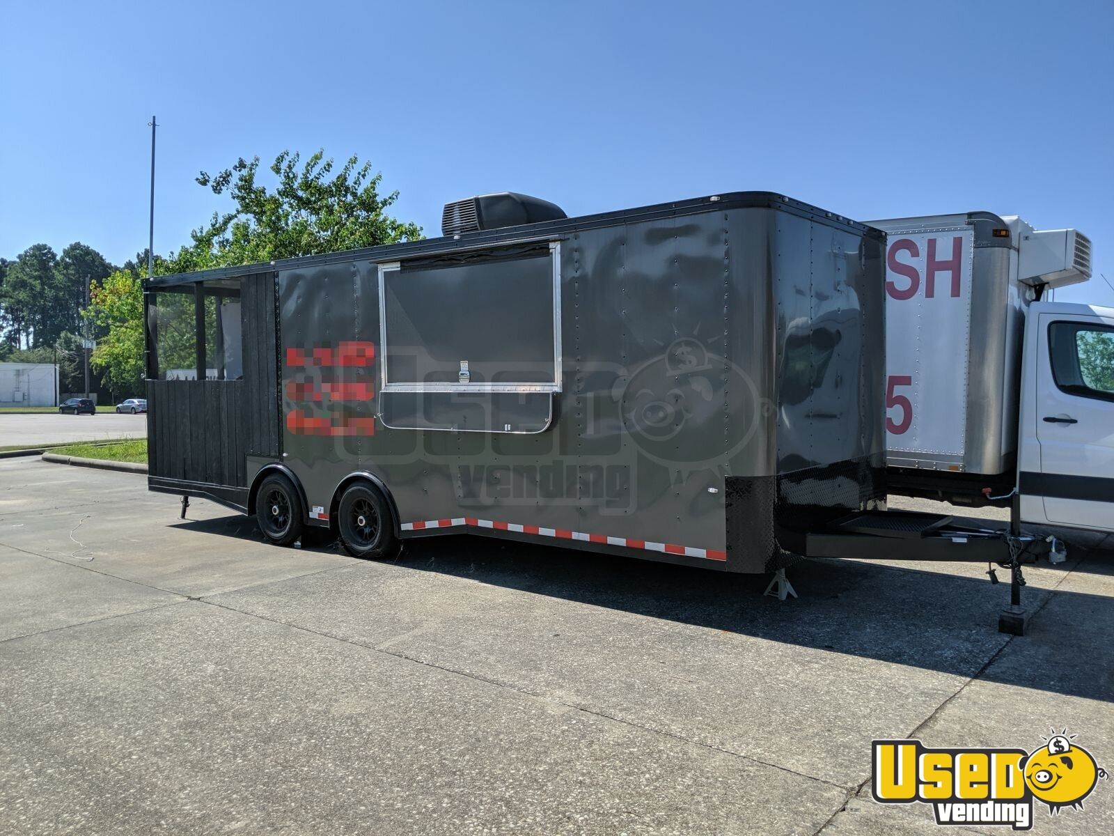 2019 Cargo Craft Concession Trailer Concession Window Louisiana for Sale - 3