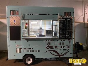 2019 Coffee And Food Concession Trailer Beverage - Coffee Trailer New York for Sale