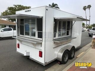 2019 C&w 7-1-3.5vt2 Coffee Trailer California for Sale