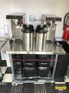 2019 C&w 7-1-3.5vt2 Coffee Trailer Fire Extinguisher California for Sale