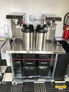2019 C&w 7-1-3.5vt2 Coffee Trailer Fire Extinguisher California for Sale - 10