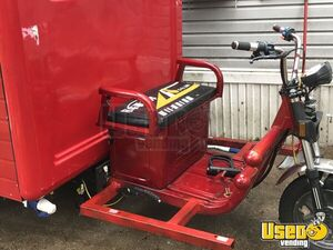 2019 Electric Motorcycle Shaved Ice Cart Snowball Truck Floor Drains Wisconsin for Sale