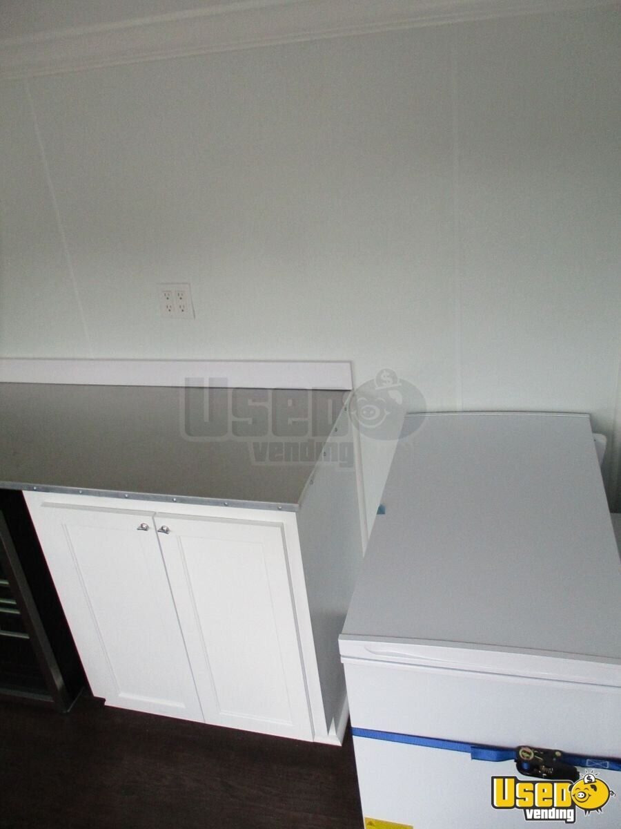 2019 Food Concession Trailer Concession Trailer Breaker Panel Texas for Sale - 10