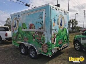 2019 Food Concession Trailer Concession Trailer Concession Window Florida for Sale