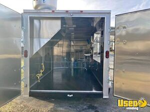 2019 Food Concession Trailer Concession Trailer Exterior Customer Counter New York for Sale