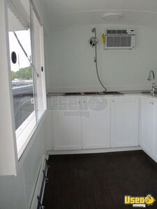 2019 Food Concession Trailer Concession Trailer Exterior Customer Counter Texas for Sale