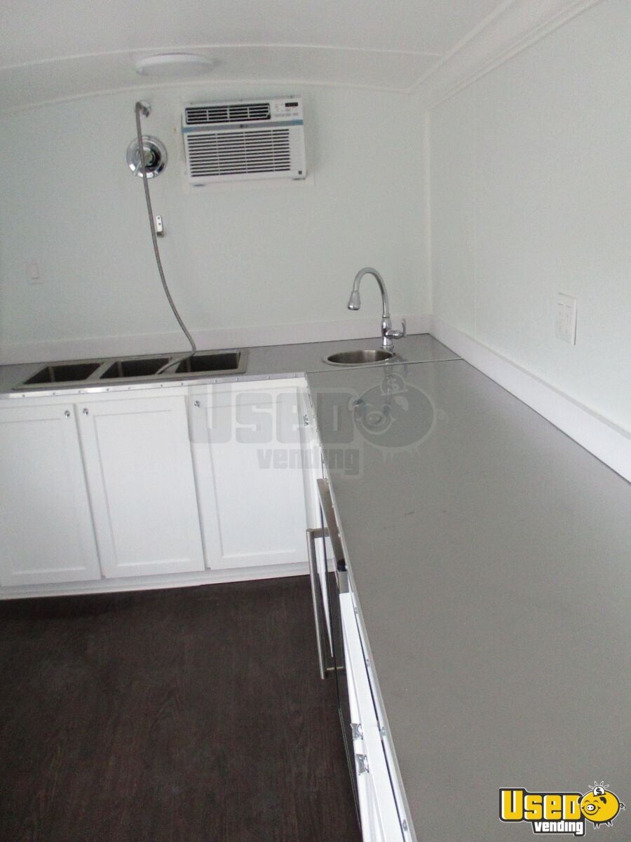 2019 Food Concession Trailer Concession Trailer Hand-washing Sink Texas for Sale - 12