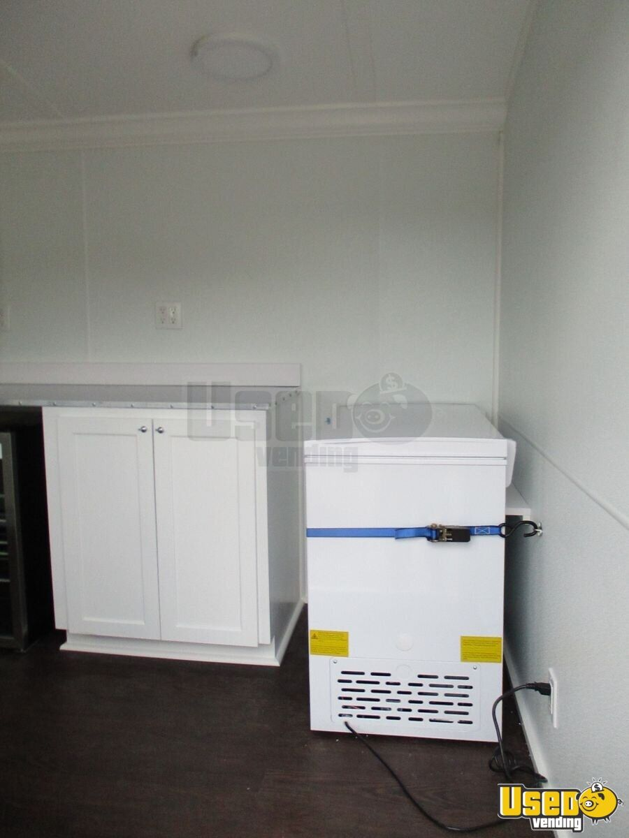 2019 Food Concession Trailer Concession Trailer Triple Sink Texas for Sale - 13