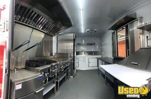2019 Food Concession Trailer Kitchen Food Trailer Propane Tank Texas for Sale