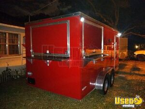 2019 Freedom All-purpose Food Trailer Concession Window Florida for Sale