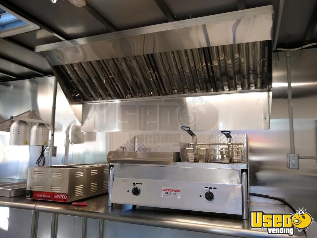 2019 Freedom All-purpose Food Trailer Fryer Florida for Sale - 9