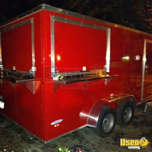 2019 Freedom All-purpose Food Trailer Insulated Walls Florida for Sale - 4