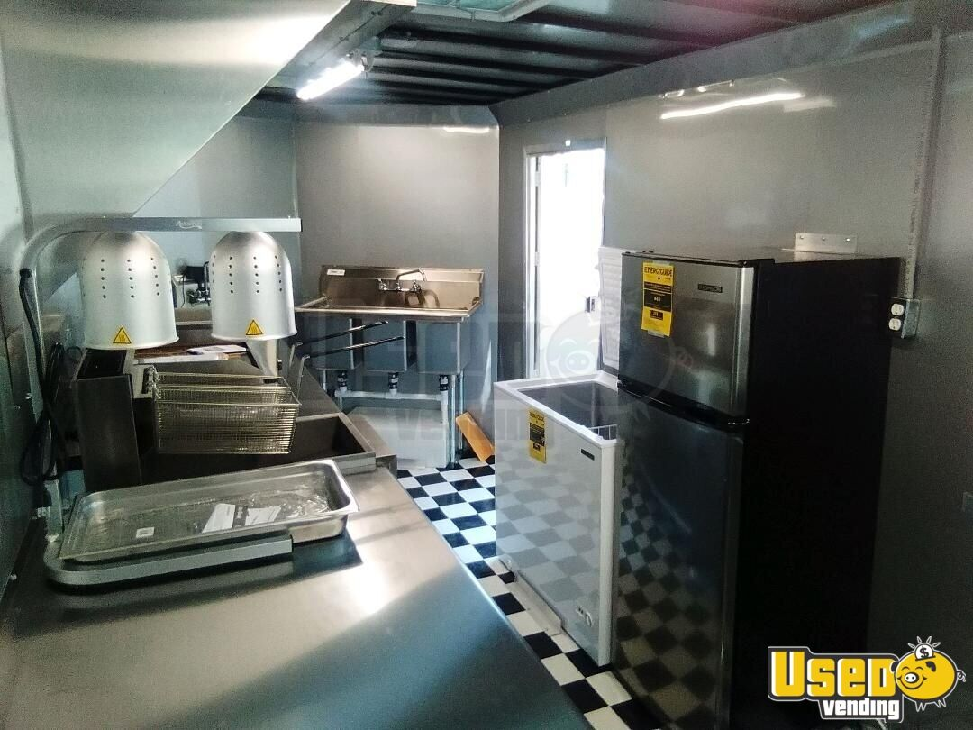 2019 Freedom Kitchen Food Trailer Food Warmer Florida for Sale - 10