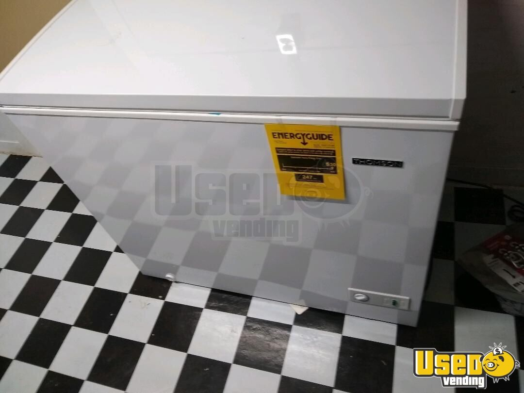 2019 Freedom Kitchen Food Trailer Gfi Outlets Florida for Sale - 16