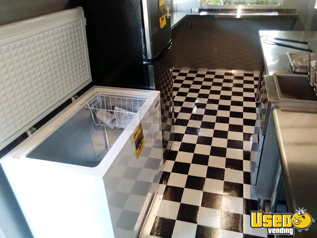 2019 Freedom Kitchen Food Trailer Steam Table Florida for Sale - 11