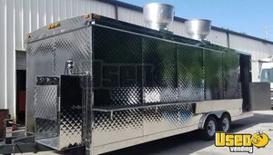 2019 Kitchen Food Concession Trailer Kitchen Food Trailer Concession Window Florida for Sale