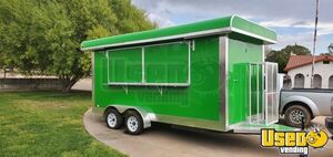 2019 Kitchen Food Trailer Air Conditioning New Mexico for Sale
