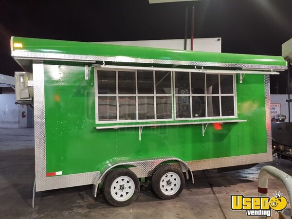 2019 Kitchen Food Trailer New Mexico for Sale