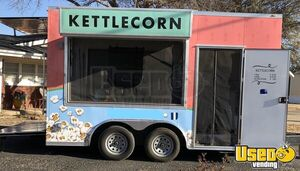 2019 Mobile Kettle Corn Business Concession Trailer Texas for Sale