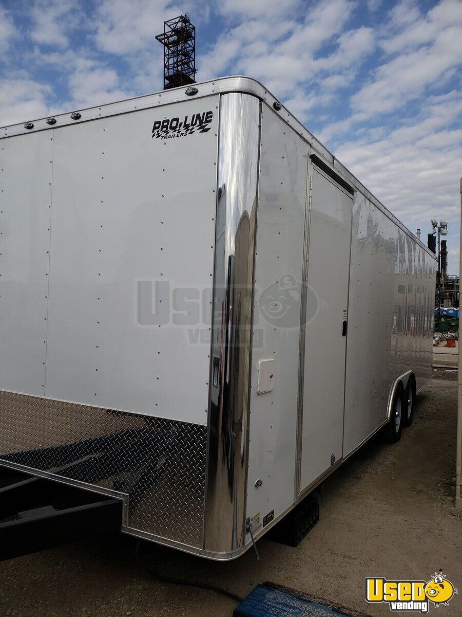 2019 Nexhaul Rocket All-purpose Food Trailer Concession Window Illinois for Sale - 2