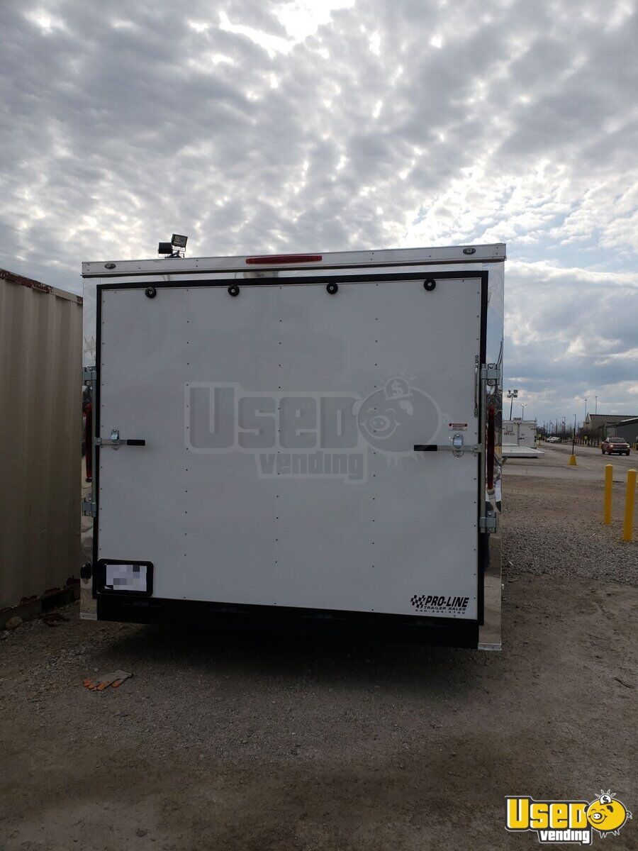 2019 Nexhaul Rocket All-purpose Food Trailer Exterior Customer Counter Illinois for Sale - 3