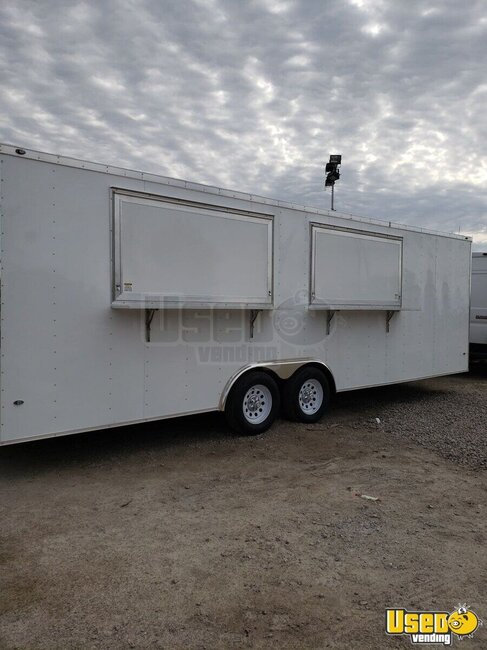 2019 Nexhaul Rocket All-purpose Food Trailer Illinois for Sale