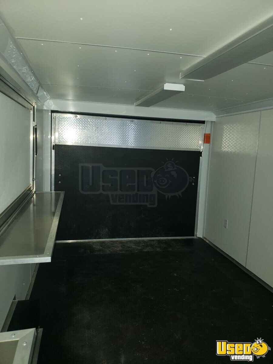 2019 Nexhaul Rocket All-purpose Food Trailer Interior Lighting Illinois for Sale - 5