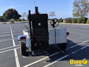 2019 Open Barbecue Smoker Tailgating Trailer Open Bbq Smoker Trailer 11 California for Sale