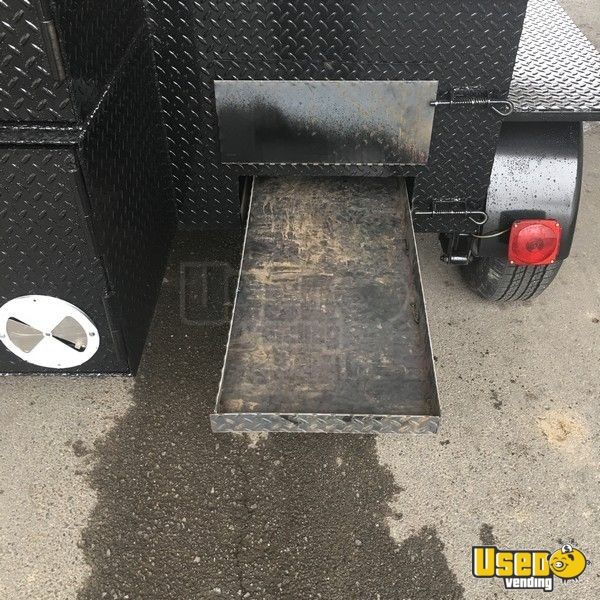 2019 Open Bbq Smoker Trailer 15 Alabama for Sale - 15