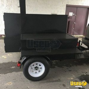 2019 Open Bbq Smoker Trailer Additional 1 Alabama for Sale