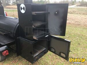 2019 Open Bbq Smoker Trailer Additional 2 Alabama for Sale