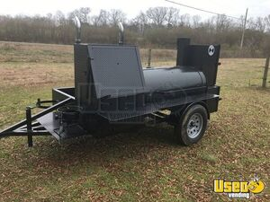 2019 Open Bbq Smoker Trailer Bbq Smoker Alabama for Sale