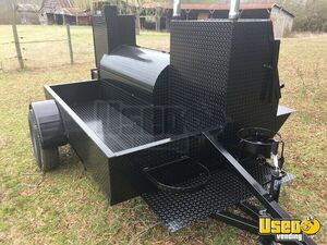 2019 Open Bbq Smoker Trailer Chargrill Alabama for Sale