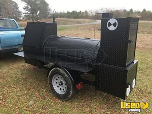 2019 Open Bbq Smoker Trailer Fryer Alabama for Sale