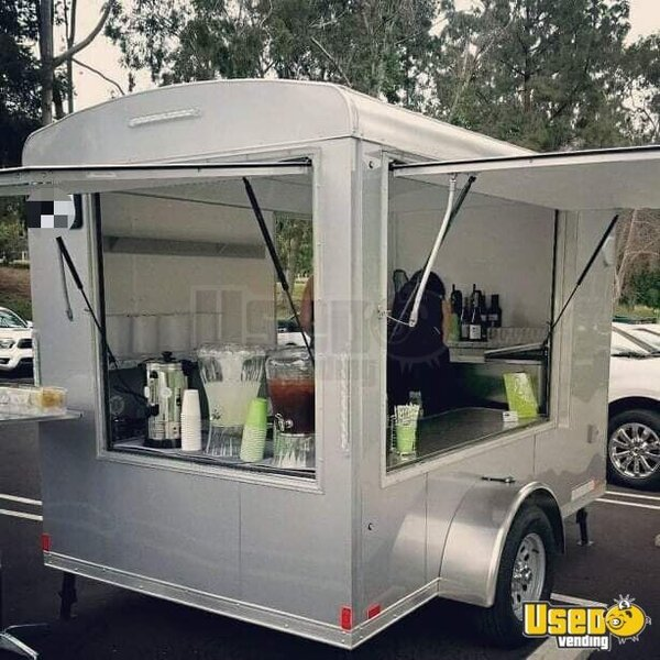 2019 Pace American Coffee Trailer California for Sale