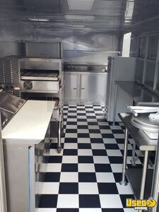 2019 Pizza Concession Trailer Pizza Trailer Cabinets Tennessee for Sale