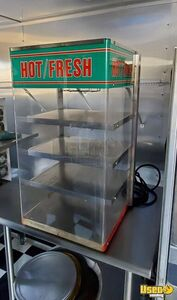 2019 Pizza Concession Trailer Pizza Trailer Prep Station Cooler Tennessee for Sale