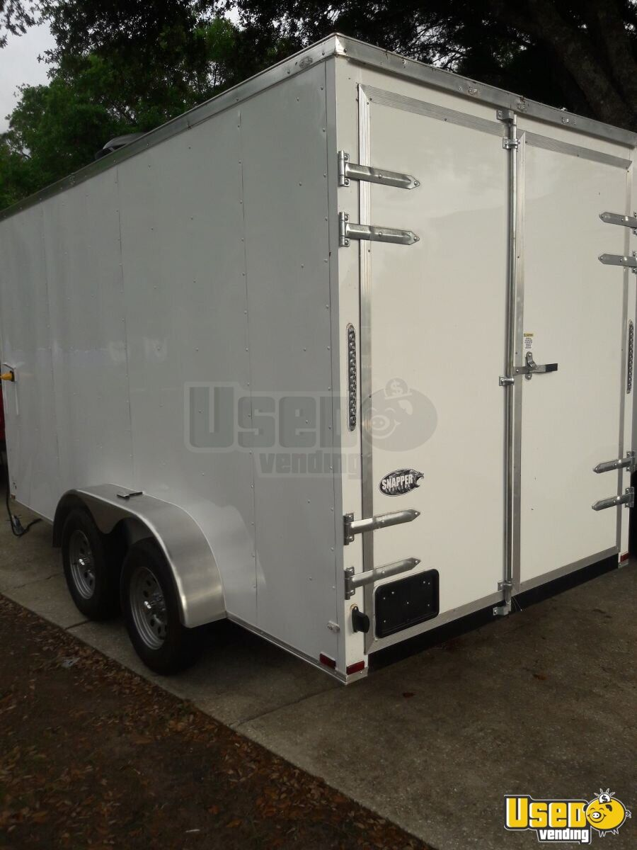 2019 Quality Cargo Concession Trailer Exterior Customer Counter Florida for Sale - 4