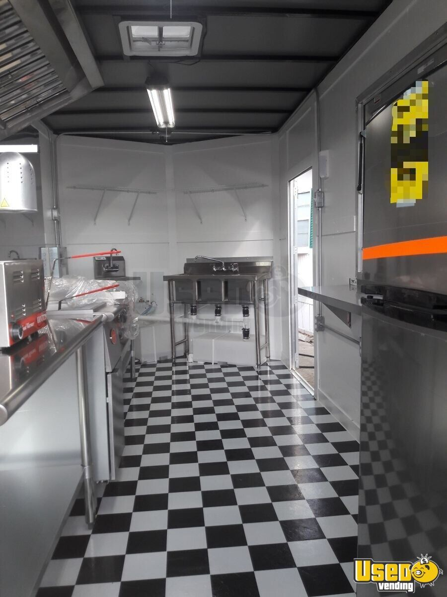 2019 Quality Cargo Concession Trailer Food Warmer Florida for Sale - 10