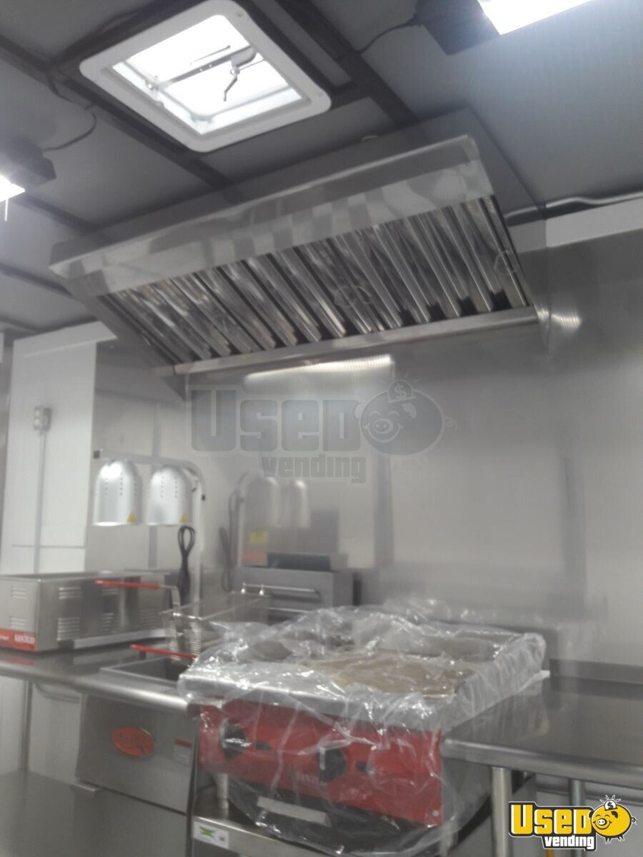 2019 Quality Cargo Concession Trailer Fryer Florida for Sale - 9