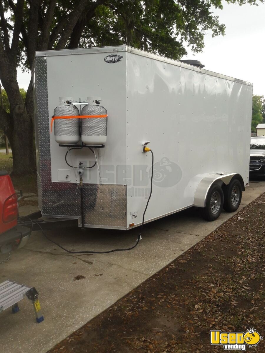 2019 Quality Cargo Concession Trailer Propane Tank Florida for Sale - 5