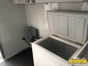 2019 Shaved Ice Concession Trailer Snowball Trailer Deep Freezer North Carolina for Sale