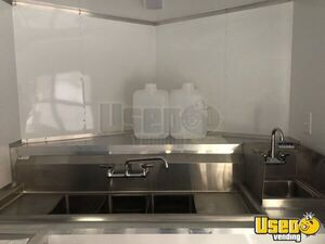 2019 Shaved Ice Concession Trailer Snowball Trailer Fresh Water Tank North Carolina for Sale