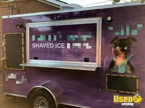 2019 Shaved Ice Concession Trailer Snowball Trailer North Carolina for Sale