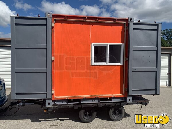 2019 Shipping Container Food Concession Trailer Concession Trailer Wisconsin for Sale
