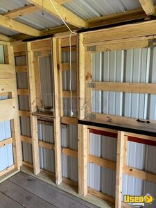 2019 Ut831423 Empty Food Concession Trailer Concession Trailer 19 Illinois for Sale