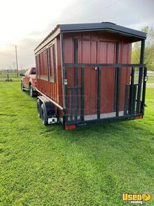 2019 Ut831423 Empty Food Concession Trailer Concession Trailer 8 Illinois for Sale