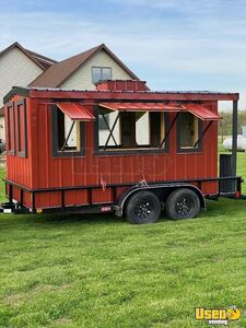 2019 Ut831423 Empty Food Concession Trailer Concession Trailer Illinois for Sale