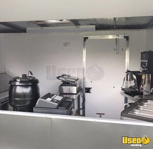 2020 Coffee Concession Trailer Beverage - Coffee Trailer Removable Trailer Hitch Ohio for Sale