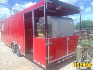 2020 Custom Build Only Kitchen Food Trailer Concession Window Texas for Sale